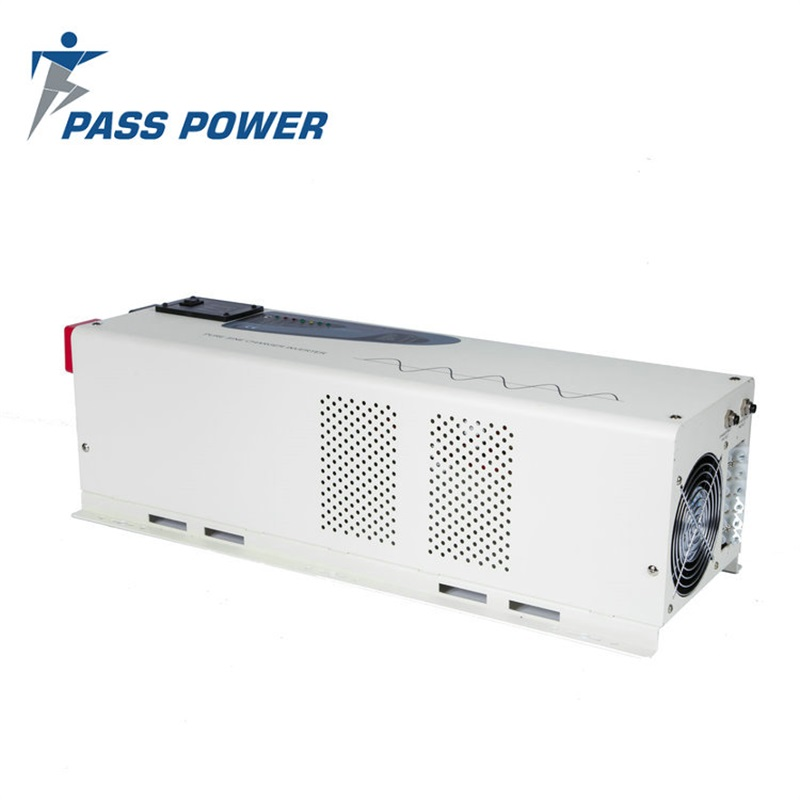 PS-5000  5000 Watt Pure Sine Power Inverter charger 24 VDC to 230VAC UPS Inverter 6kw