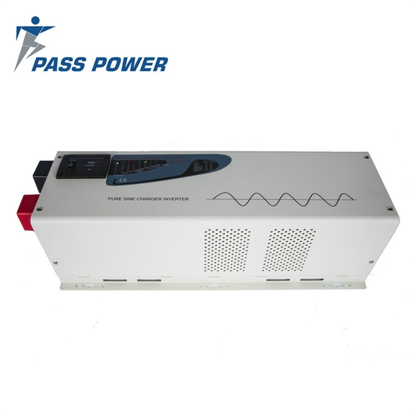 PS-5000  5000 Watt 48 Volt DC to 120 Volt AC Pure Sine Wave Power Inverter charger