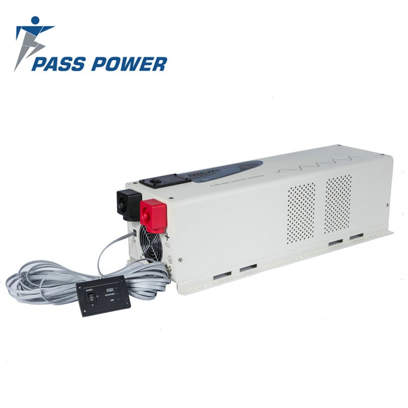 PS-5000 5000 Watt 48 Volt DC to 230 Volt AC Pure Sine Wave Power Inverter charger