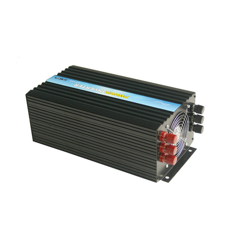 3000watt 12v 220v dc-ac high frequency pure sine wave power inverter for home appliances and caravan