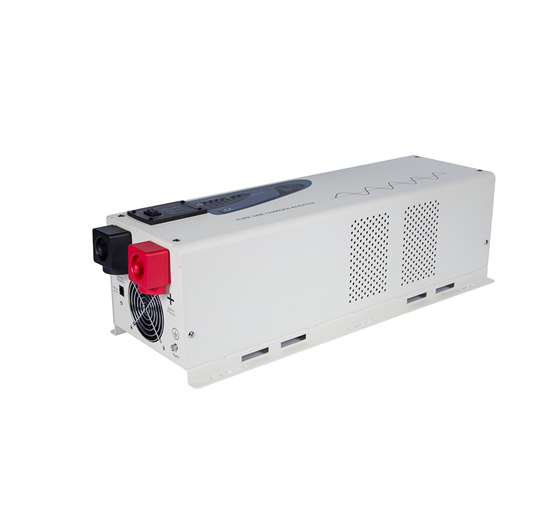 PS-5000 Single Phase 5000 Watt Pure Sine Power Inverter charger 24 VDC to 120VAC Industrial Grade