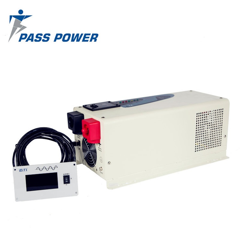 3000 Watt 24 Volt DC 230 Volt AC low frequency pure sine inverter charger 3KW PS-3000