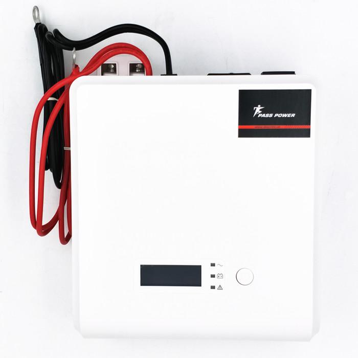 New Product:-Passpower 1kVA 2kVA square modified sine wave Built-in PMB hybrid solar inverter