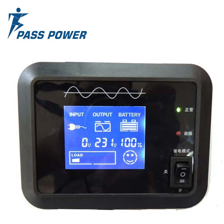 XP-3000 48v DC to 220v 230v AC High frequency Anti-interference pure sine wave power inverter