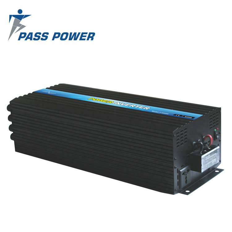 PS-5000 High Frequency 5000 Watt 48vdc Input to 110vac Solar Power Inverter Pure Sine Wave Inverters
