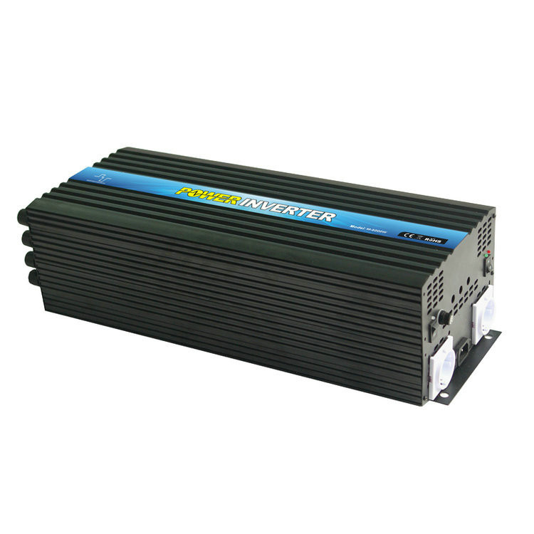 P-5000 high quality 24vdc to 220vac 5000w high frequency pure sine wave power inverter 5KW