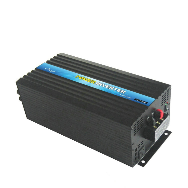 P-3000 3000watt 12v 110v 120v dc ac high frequency pure sine wave power inverter for home appliances and caravan