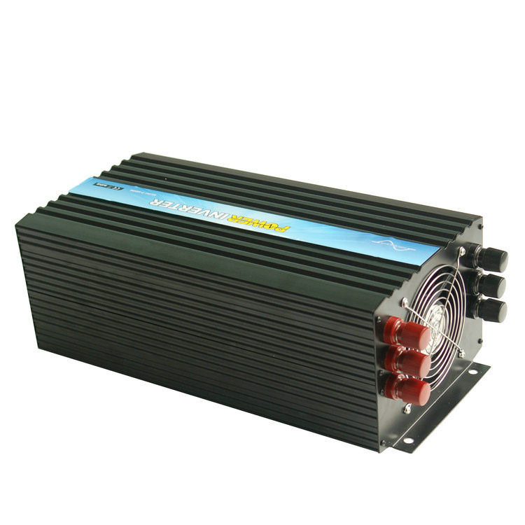 P-4000 4000 watt 24 volt dc to 230 volt ac high frequency pure sine wave Inverter with full protections