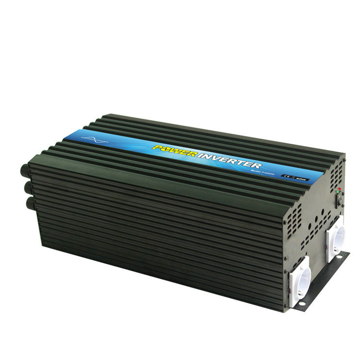 P-4000 4000w 48v 110v high frequency pure sine wave dc ac power inversor 4kw with 1 Year Warranty