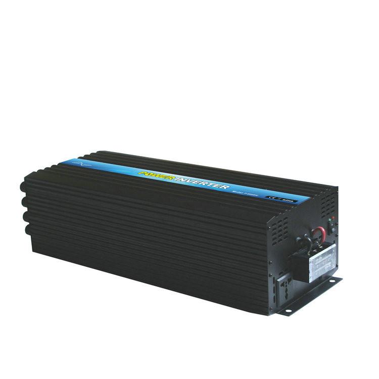 P-8000 8000 watt 48v 110v high frequency dc to ac power pure sine wave inverter inversor  8kw 8kva