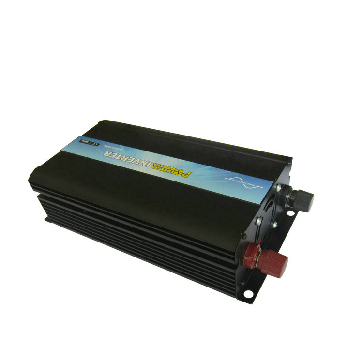 P-1000  High frequency Pure Sine Wave Power Inverter 1000w 12v DC to  220v AC