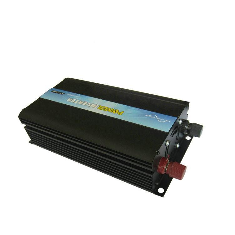 P-1000 High frequency Pure Sine Wave Power Inverter 1000w 12v DC to 110V 120v AC