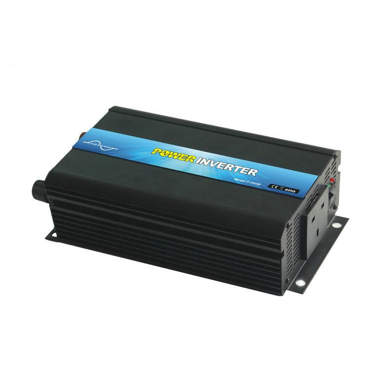 P-1000 High frequency Pure Sine Wave Power Inverter 1000w 48v DC to 220v 230v AC