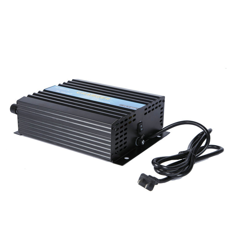 AC220V to DC12V 10A 3 stages Standard Battery Charger