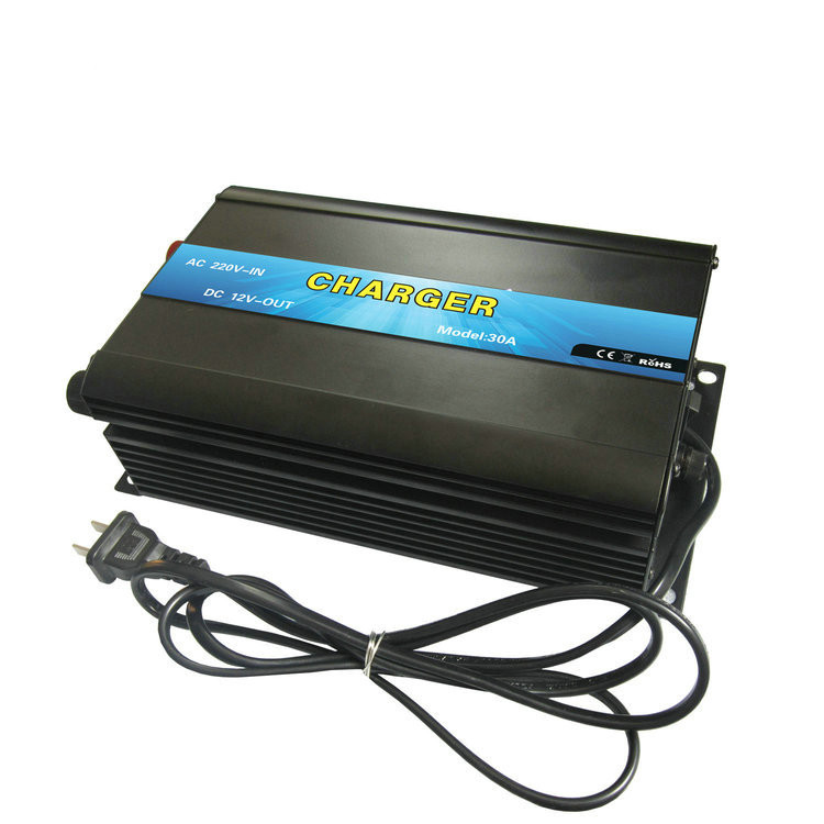 AC110V to DC12V 40A 3 stages Standard Battery Charger
